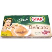 Star Delicato Italian Chicken Stock Cubes - pack of 10